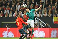 FOOTBALL - FRIENDLY GAME - GERMANY v SPAIN 230318