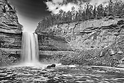 Little Buffalo River Falls <br />