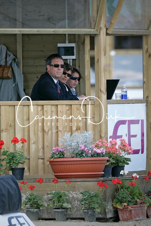 Ernes Wim (NED)<br /> European Championship Torino 2007<br /> Photo © Hippo Foto