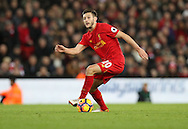 Adam Lallana of Liverpool during the Premier League match at Anfield Stadium, Liverpool. Picture date: December 11th, 2016.Photo credit should read: Lynne Cameron/Sportimage