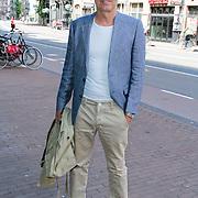 NLD/Amsterdam/20120610 -Uitreiking Johan Kaartprijs 2012,  Hans Cornelissen