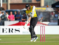 Gloucestershire's Michael Klinger<br /> <br /> Photographer Simon King/Replay Images<br /> <br /> Vitality Blast T20 - Round 1 - Somerset v Gloucestershire - Friday 6th July 2018 - Cooper Associates County Ground - Taunton<br /> <br /> World Copyright © Replay Images . All rights reserved. info@replayimages.co.uk - http://replayimages.co.uk