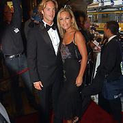 Premiere About a boy, Tanja Jess met vriend Charly Luske