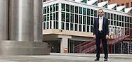Nederland, Rotterdam, 20100921..Bergamin & Gielink pensioenrechtadvies B.V..Jos Gielink.Locatie: Belastingkantoor (Laan op Zuid)