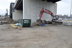 New Haven Rail Yard, Independent Wheel True Facility. CT-DOT Project # 0300-0139, New Haven CT. Progress Photograph of Construction Progress Photo Shoot 3 on 3 October 2011