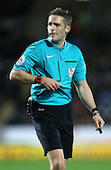 Referee Craig Pawson - Barclays Premier League - Hull City vs Tottenham - Kingston Communications  Stadium - Hull - England - 23rd November 2014  - Picture Simon Bellis/Sportimage