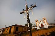 Prado_MG, Brasil...Igreja Nossa Senhora da Penha em Vitoriano Veloso (Bichinho), Minas Gerais...The Nossa Senhora da Penha church in Vitoriano Veloso (Bichinho), Minas Gerais...Foto: LEO DRUMOND / NITRO
