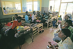 Hospital Room, Nyanza Provincial General Hospital