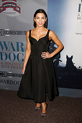 Actress Jenna Dewan Tatum attends the HBO Premiere of 'War Dog: A Soldier's Best Friend' at The Directors Guild of America on November 6, 2017 in Los Angeles, California. (Photo by CraSH/imageSPACE)