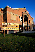 The Oregon Trail Regional Museum, Baker City, Oregon