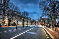 London at Night United Kingdom - 01 Jan 2020 photo by michael Palmer