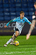 24 of Ross County Harry Paton on the attack during the Scottish Premiership match between Ross County FC and St Mirren FC at the Global Energy Stadium, Dingwall, Scotland on 26 December 2020