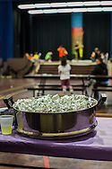 Melrose Leadership Academy, an Oakland Unified district Spanish bilingual public school, makes tamales each year to raise money for the school and increase cultural awareness.