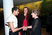 SHANAY JHAVERI; , Turner Prize 2010. Tate Britain. Millbank. London. 6 December 2010. -DO NOT ARCHIVE-© Copyright Photograph by Dafydd Jones. 248 Clapham Rd. London SW9 0PZ. Tel 0207 820 0771. www.dafjones.com.