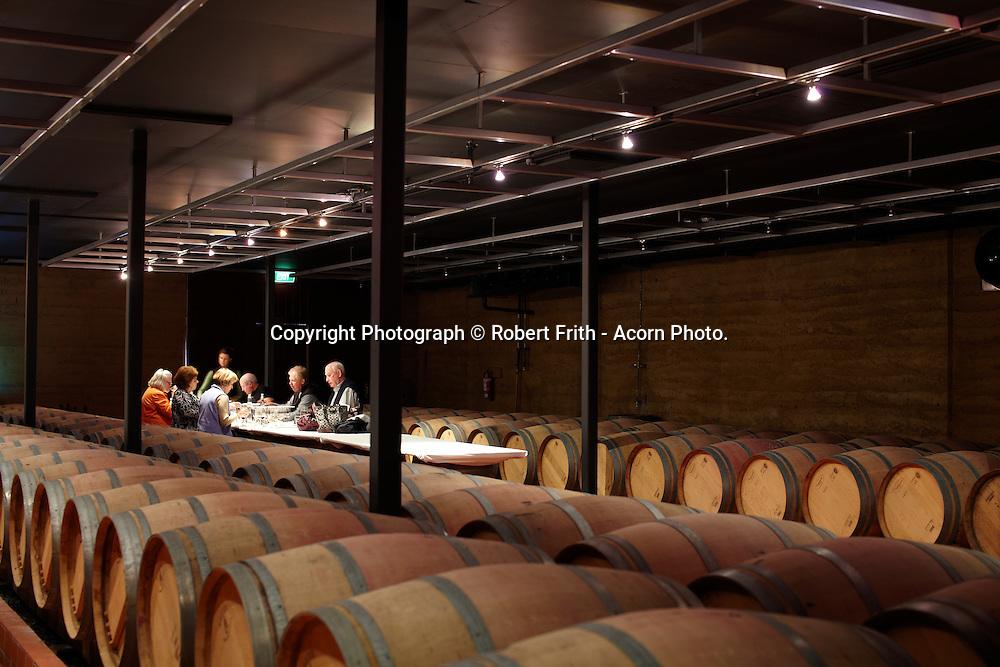 Cape Mentelle<br /> Degustation tour and tasting in the historic barrel cellar<br /> http://www.capementelle.com.au