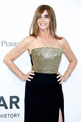 May 23, 2019 - Antibes, Alpes-Maritimes, Frankreich - Carine Roitfeld attending the 26th amfAR's Cinema Against Aids Gala during the 72nd Cannes Film Festival at Hotel du Cap-Eden-Roc on May 23, 2019 in Antibes (Credit Image: © Future-Image via ZUMA Press)