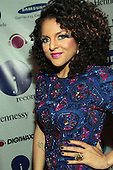 Marsha Ambrosius's Album Release party held at The Samsung Experience at The Time Warner Center