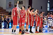 DESCRIZIONE : Sassari Lega Serie A 2014/15 Beko Supercoppa 2014 Semifinale EA7 Emporio Armani Milano Enel Brindisi <br /> GIOCATORE : Trent Meacham<br /> CATEGORIA : Pregame<br /> SQUADRA : EA7 Emporio Armani Milano<br /> EVENTO : Beko Supercoppa 2014 <br /> GARA : EA7 Emporio Armani Milano Enel Brindisi <br /> DATA : 04/10/2014 <br /> SPORT : Pallacanestro <br /> AUTORE : Agenzia Ciamillo-Castoria/Max.Ceretti<br /> Galleria : Lega Basket A 2014-2015 <br /> Fotonotizia : Sassari Lega Serie A 2014/15 Beko Supercoppa 2014 Semifinale EA7 Emporio Armani Milano Enel Brindisi <br /> Predefinita :