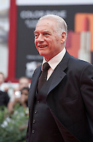 Actor Giorgio Colangeli at the gala screening for the film L'attesa at the 72nd Venice Film Festival, Saturday September 5th 2015, Venice Lido, Italy.
