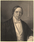 William Gregory (1803-1858), Scottish chemist. Professor of medicine and chemistry at King's College, Aberdeen, and from 1843 Professor of chemistry at Edinburgh university. Studied under Justus von Liebig at Giessen, Germany, and edited English editions of Liebig's works.   From James Sheridan Muspratt 'Chemistry' (London, c1860). Engraving.