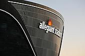 NFL-Allgegiant Stadium-Jul 29, 2020
