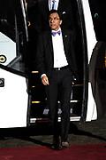 Koning Willem Alexander en Koningin Maxima ontvangen  de delegatieleiders van de Nuclear Security Summit (NSS) voor een diner op Paleis Huis Ten Bosch in Den Haag.<br /> <br /> King Willem Alexander and Queen Maxima receive the heads of delegation of the Nuclear Security Summit (NSS) for a dinner at the palace Huis Ten Bosch in The Hague.<br /> <br /> Op de foto / On the photo:  Belgische premier Elio di Rupo