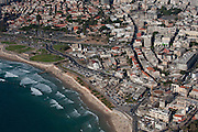 Aerial Photography of Old Jaffa, Israel