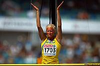 Friidrett , 7. juli 2006 , Gøteborg , EM , Europamesterskapet ,<br /> Athletics , European  Championship <br /> Carolina Klüft, Sverige , Sweden
