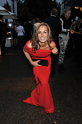 TARA PALMER-TOMKINSON at the annual Serpentine Gallery Summer Party sponsored by Burberry held at the Serpentine Gallery, Kensington Gardens, London on 28th June 2011.