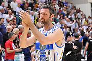 DESCRIZIONE : Campionato 2014/15 Dinamo Banco di Sardegna Sassari - Umana Reyer Venezia<br /> GIOCATORE : Manuel Vanuzzo<br /> CATEGORIA : Post Game Postgame Esultanza<br /> SQUADRA : Dinamo Banco di Sardegna Sassari<br /> EVENTO : LegaBasket Serie A Beko 2014/2015<br /> GARA : Dinamo Banco di Sardegna Sassari - Umana Reyer Venezia<br /> DATA : 03/05/2015<br /> SPORT : Pallacanestro <br /> AUTORE : Agenzia Ciamillo-Castoria/C.Atzori