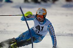 21.12.2011, Hermann Maier Weltcup Strecke, Flachau, AUT, FIS Weltcup Ski Alpin, Herren, Slalom 1. Durchgang, im Bild Markus Larsson (SWE) in Aktion // Markus Larsson of Sweden in action during Slalom race 1st run of FIS Ski Alpine World Cup at 'Hermann Maier World Cup' course in Flachau, Austria on 2011/12/21. EXPA Pictures © 2011, PhotoCredit: EXPA/ Johann Groder