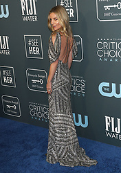 25th Annual Critic's Choice Awards - Los Angeles. 12 Jan 2020 Pictured: Annabelle Wallis. Photo credit: Jen Lowery / MEGA TheMegaAgency.com +1 888 505 6342