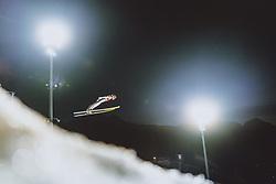 02.03.2021, Oberstdorf, GER, FIS Weltmeisterschaften Ski Nordisch, Oberstdorf 2021, Damen, Skisprung, HS137, Einzelbewerb, Qualifikation, im Bild Marita Kramer (AUT) // Marita Kramer of Austria during the qualification jump for the women ski Jumping HS137 single competition of FIS Nordic Ski World Championships 2021 Oberstdorf, Germany on 2021/03/02. EXPA Pictures © 2021, PhotoCredit: EXPA/ JFK
