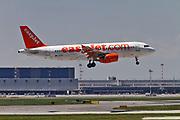 G-EZTE easyJet Airbus A320-214 at Malpensa (MXP / LIMC), Milan, Italy