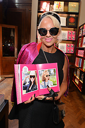 Amanda Eliasch at The Art of @barbiestyle Book Launch held at Maison Assouline, Piccadilly, London on 15 June 2017.Photo by Dominic O'Neill/SilverHub 0203 174 1069/ 07711972644 - Editors@silverhubmedia.com