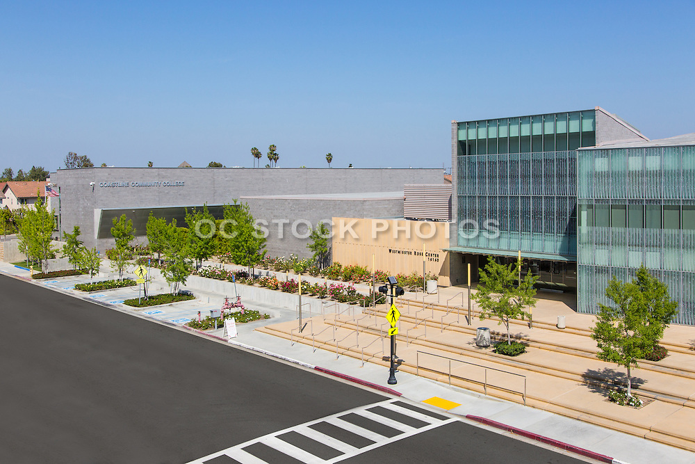 Westminster Rose Center and Coastline Community College