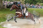 BAYANO ridden by Flora Harris at Bramham International Horse Trials 2016 at  at Bramham Park, Bramham, United Kingdom on 11 June 2016. Photo by Mark P Doherty.