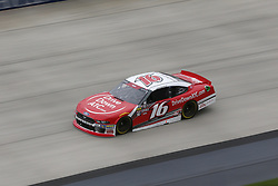 October 5, 2018 - Dover, Delaware, United States of America - Ryan Reed (16) takes to the track to practice for the Bar Harbor 200 at Dover International Speedway in Dover, Delaware. (Credit Image: © Justin R. Noe Asp Inc/ASP via ZUMA Wire)