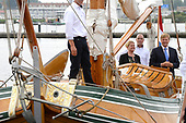 Koning Willem-Alexander opent 30e HISWA te water