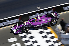 IndyCar 2018: Verizon IndyCar Series Indycar Grand Prix of Sonoma - 15 September 2018