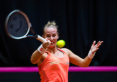20190209 NED: Fed Cup Netherlands - Canada, Den Bosch