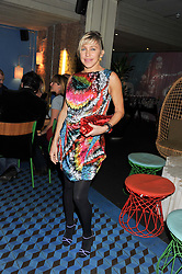 MAIA NORMAN at a Mexican Feast cooked by Thomasina Miers in aid of the charity Too Many Women held at Wahaca Soho, 80 Wardour Street, London on 9th November 2011.