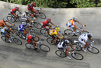 Sykkel<br /> Tour de France 2010<br /> 13.07.2010<br /> Foto: PhotoNews/Digitalsport<br /> NORWAY ONLY<br /> <br /> ILLUSTRATION / CADEL EVANS<br /> <br /> ETAPE 9 : MORZINE AVORIAZ - SAINT-JEAN-DE-MAURIENNE