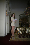 Gemma , The Essential Party Guide Evening of Golden Glamour. The Ballroom, Mandarin oriental, Hyde Park. 27 March 2007. -DO NOT ARCHIVE-© Copyright Photograph by Dafydd Jones. 248 Clapham Rd. London SW9 0PZ. Tel 0207 820 0771. www.dafjones.com.