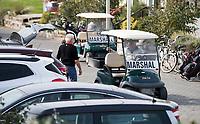 TEXEL - De Cocksdorp.  -Marshal,  Golfbaan De Texelse. COPYRIGHT KOEN SUYK