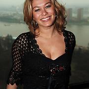 NLD/Rotterdam/20060111 - Persconferentie Musicals in Ahoy 2006, Antje Monteiro