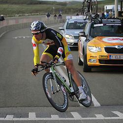 Olympia's Tour 2013 proloog Katwijk Michael Vingerling