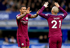 Everton v Manchester City - 31 March 2018