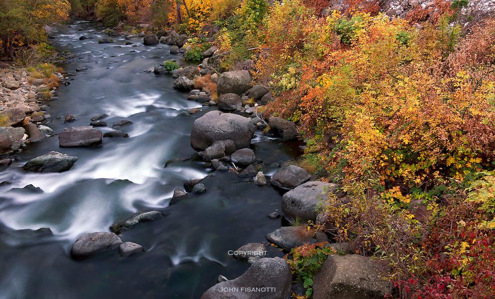 Sacramento River near Dunsmuir, California