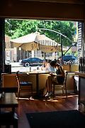 Steeplechase cafe